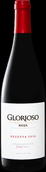 Glorioso Reserva DOCa Rioja  Vorderseite