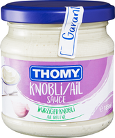 Sauce fondue Thomy