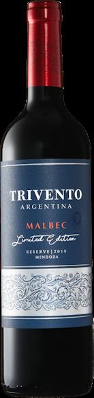 Trivento Malbec Reserve Limited Edition Vorderseite