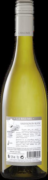 La Grande Olivette La Baume Sauvignon Blanc Pays d'Oc IGP Zurück