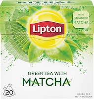 Lipton Tee Green Tea with Matcha