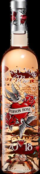 Poison Rosé Pinot Noir Pays d'Oc IGP Vorderseite