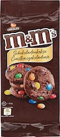 M&M's Cookies double chocolate