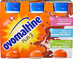 Wander Ovomaltine Plus 3