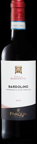 Villa Borghetti Bardolino DOC  Vorderseite
