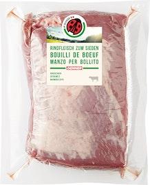 Carne di manzo per bollito IP-SUISSE