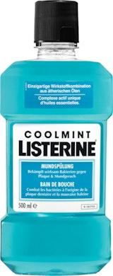 Listerine Mundspülung Coolmint