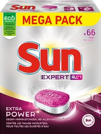 Pastiglie lavastoviglie Expert Extra Power Sun