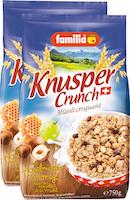 familia Müesli Knusper Crunch