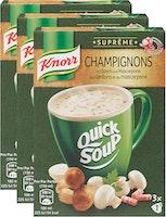Quick Soup Suprême Knorr