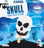 Glace Skull Cristallo