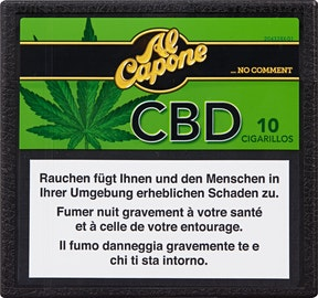 Cigarillos CBD Al Capone