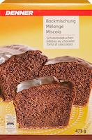 Denner Backmischung Schokoladenkuchen