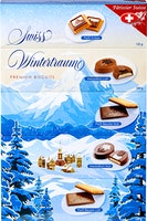 Assortiment de biscuits Swiss Wintertraum Pâtissier Suisse