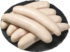 Saucisse à rôtir de veau de Saint-Gall