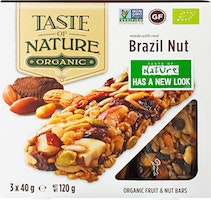 Taste of Nature Nut Bio