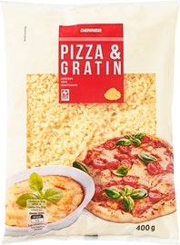Miscela di formaggi Pizza & Gratin Denner