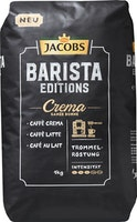 Jacobs Kaffee Barista Editions Crema