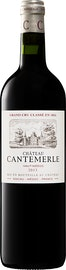 Château Cantemerle Haut-Médoc AOC, 5e Cru Classé