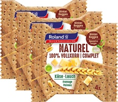 Cracker integrali Naturel Roland