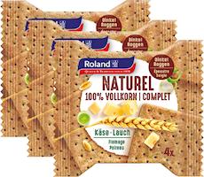 Roland Vollkorncracker Naturel