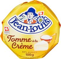 Tomme Jean-Louis Crème 100