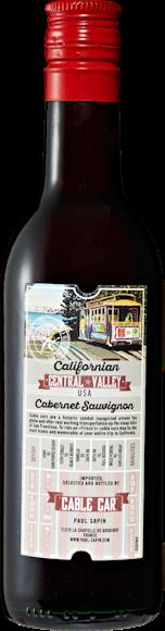 Cable Car Cabernet Sauvignon California Vorderseite