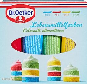 Coloranti alimentari Dr. Oetker