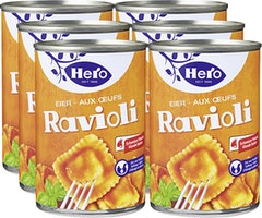 Ravioli all'uovo Hero