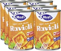 Raviolis aux œufs Hero