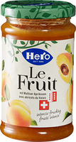 Hero Le Fruit Konfitüre