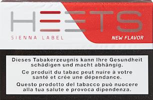Marlboro Heets Sienna Label