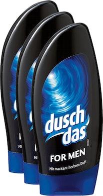 Gel douche For Men Duschdas