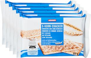 Denner 5-Korn-Cracker