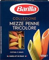 Barilla Collezione Mezze Penne Tricolore