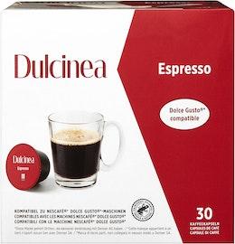 Dulcinea Kaffeekapseln Espresso