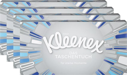 Kleenex Taschentücher