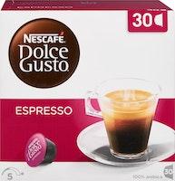 Capsule di caffè Espresso Nescafé Dolce Gusto