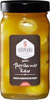 Gurmano Gelbe Kirschpaprika gefüllt mit Käse 470