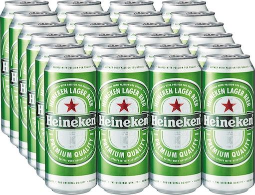 Bière Premium Heineken