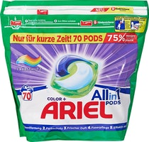 Lessive All in 1 Pods Ariel