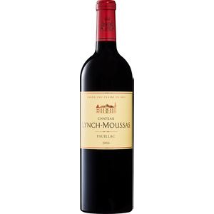 Château Lynch Moussas Paulliac AOC