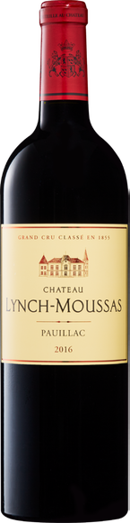 Château Lynch-Moussas  Vorderseite