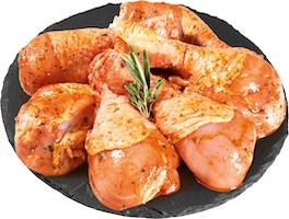 Coscia di pollo BBQ Denner