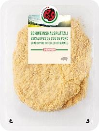 Escalope de cou de porc IP-Suisse