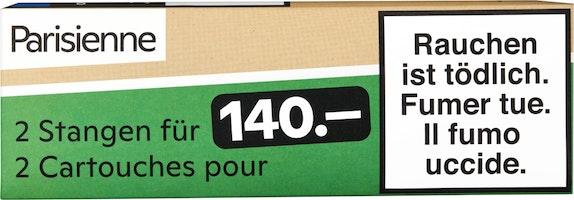 Parisienne Verte Sans Limited Edition