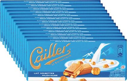 Cailler Tafelschokolade Milch-Nuss
