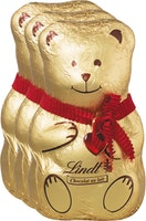 Ours d'or Teddy Lindt