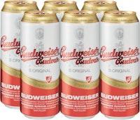 Bière lager Original Budweiser