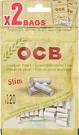 Filtri per sigarette Bio Slim OCB